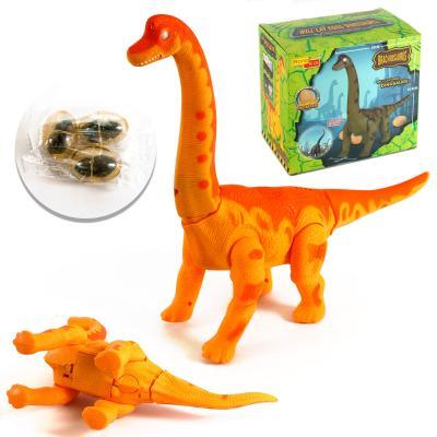 Динозавр на батарейке