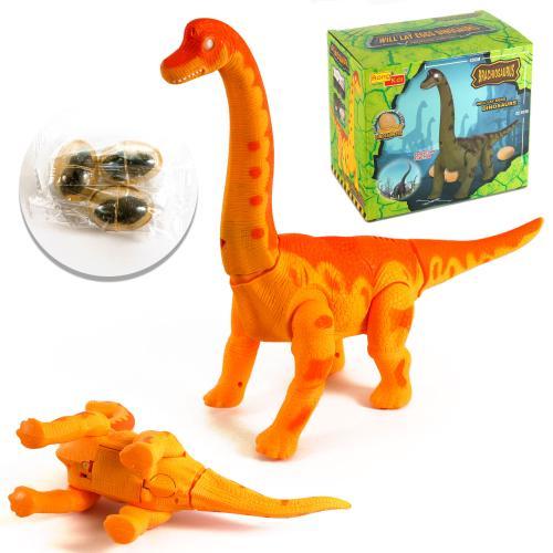 Динозавр на батарейке, 6626