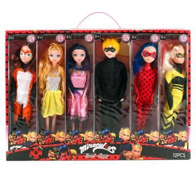 """Кукла """"Леди Баг"""", 6 видов"""
