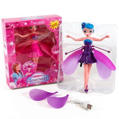 Летающая кукла-фея Flying Flower Fairy