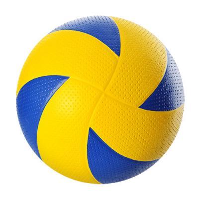 Мяч волейбольный офиц.размер, резина, 300-320г