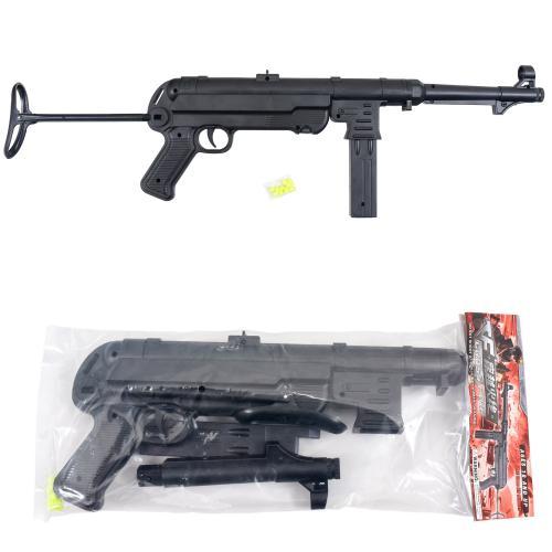 Автомат MP40S (54шт) 32см, на пульках, в кульке, 1, MP40S
