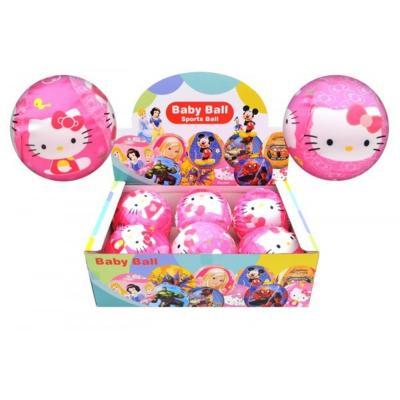 """М""""яч обтянутий тканиною з малюнком """" Hello Kitty"""""""