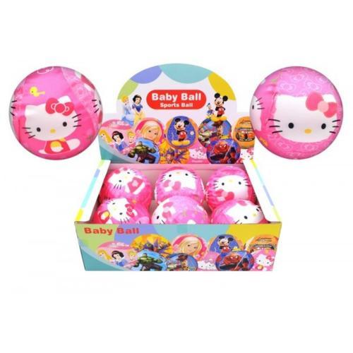 """М""""яч обтянутий тканиною з малюнком """"Hello Kitty"""", V06021"""