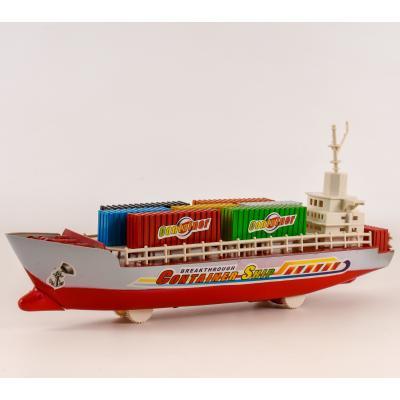 Корабль инерционныц, 1006