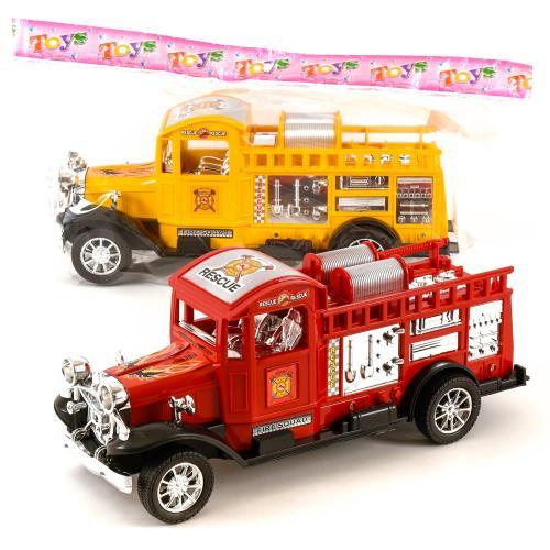 Машина пожарная инерционная, A006
