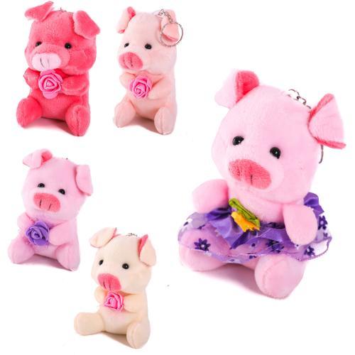 Аксессуар для сумки X14192-93-94 (200шт) свинка, б, X14192-93-94