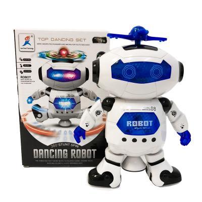 Робот на батарейке