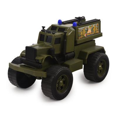 Трак Пожарная военная