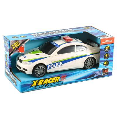 Машинка инерционная, полиция