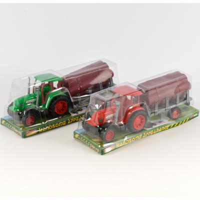 Трактор, инерционный, 0488-7