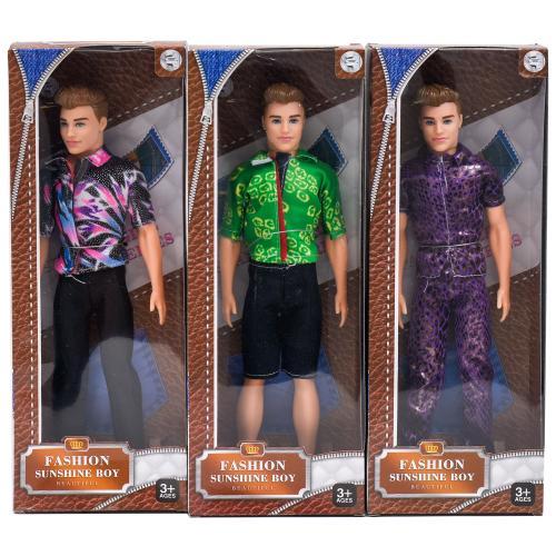 Кукла Кен Fashion Sunshine Boy, ZR-608