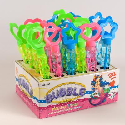 Мыльные пузыри 1050 (288 шт) 25 см,24 шт (3 вида), 1050