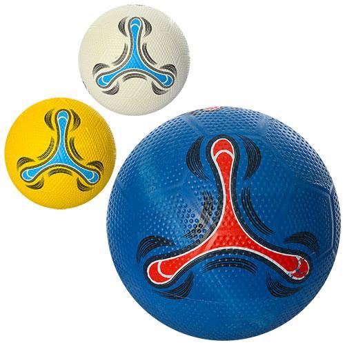 Мяч футбольный VA-0006 (30шт) размер 5, резина, го, VA-0006
