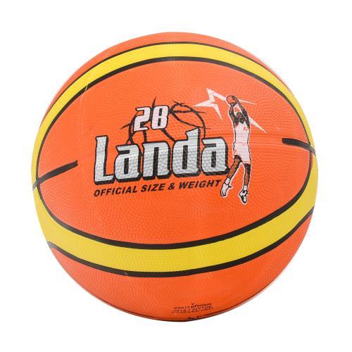Мяч баскетбольный, размер 7,резиновый 600г, SL-5-18