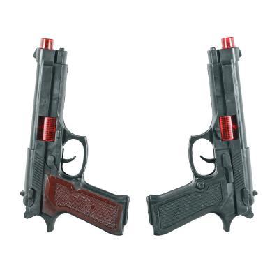 Пистолет 426-1-4-7 (216шт) трещотка, искрит, 3цвет