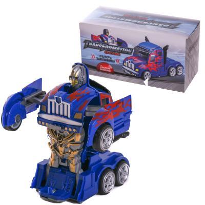 Машина-трансформер батар.,в кор.15*6,5*7см
