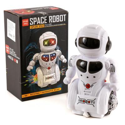 """Робот танцующий """"SPACE""""(бат.)"""