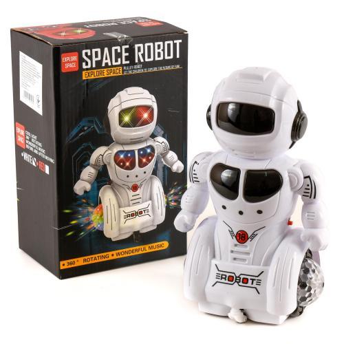 """Робот танцующий """"SPACE""""(бат.), 5922B"""