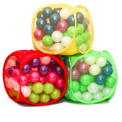 Набор шариков перл. 80 шт