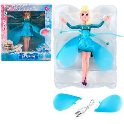 Летающая кукла-принцесса