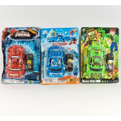 Машина на д/у, 4 вида, 336-1