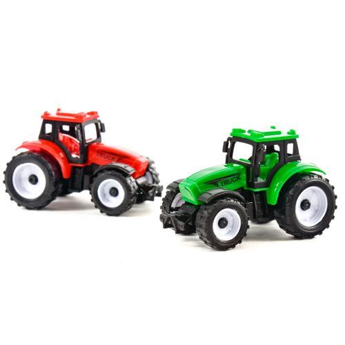 Трактор инерционный, 669-1
