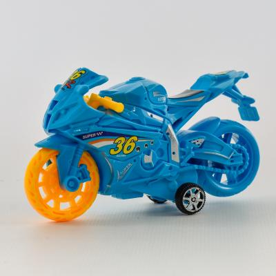Мотоцикл инерционный, 729-37
