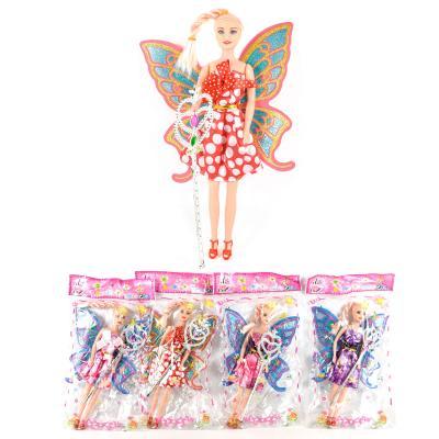 Кукла Фея с волшебной палочкой