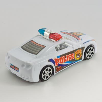 Машинка инерционная полиция, 0077-15