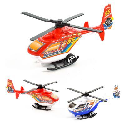 Вертолёт инерционный, 678-720