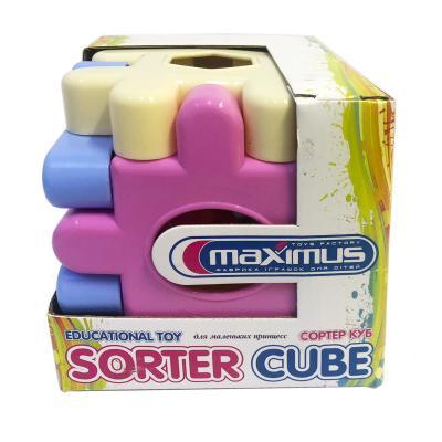 Сортер куб для принцес