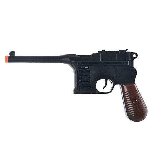 Пистолет J-1 (432шт) трещотка, в кульке, 24,5-13-3, J-1