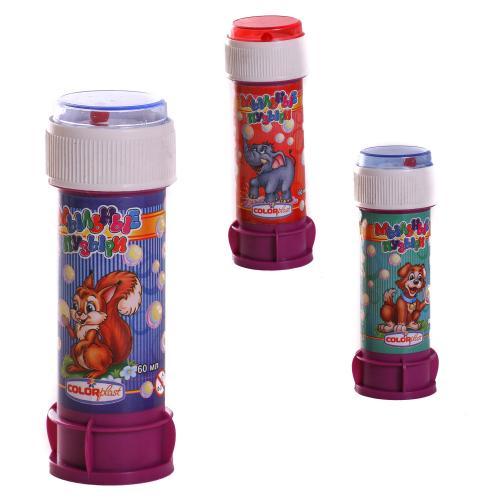 Играшка:шарики(пузырьки)мыльные для развлечений, CP 1395