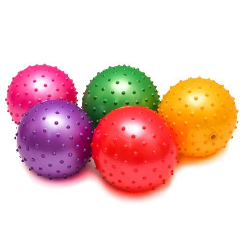 Мяч массажный MS 0022 (250шт) 4 дюйма, ПВХ, 25г, 6, MS 0022-1