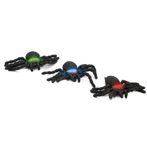 Насекомое 11 (300шт) паук, микс цветов, 8-14-2см, 11