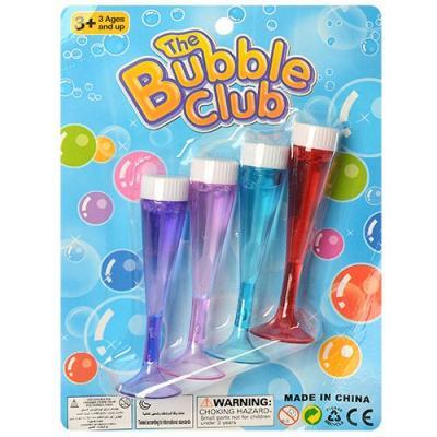 Мыльные пузыри A0027226 (216шт) 4шт 9.5см, на лист