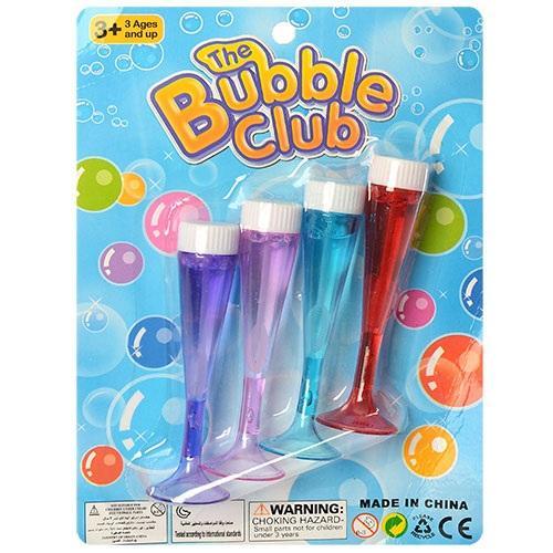Мыльные пузыри A0027226 (216шт) 4шт 9.5см, на лист, A0027226