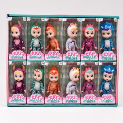 Куколки-зверушки, в костюмах (цена за штуку), L43-20A