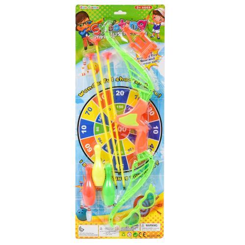 Лук со стрелами и кеглями, 1168-6A