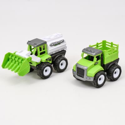 Трактор с прицепом, 9935-1