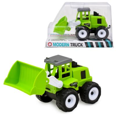 Трактор-комбайн