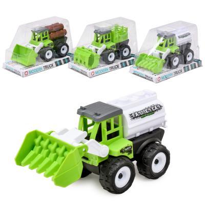 Трактор-перевозчик