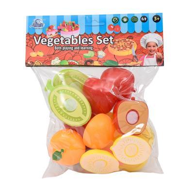 Фрукты и овощи, на липучках