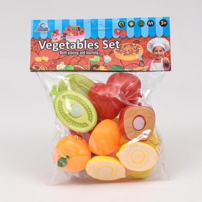 Фрукты и овощи, на липучках, D1-2178