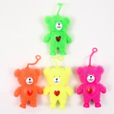 Yoyo, мишки с сердцем, с подсветкой, MM 0012045