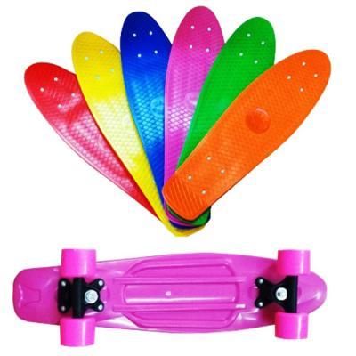 "Скейт "" Extreme"" пенни, 55-14,5 см"