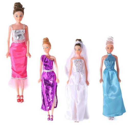 Кукла 6 видов,в пакете, 7T-6169-6210
