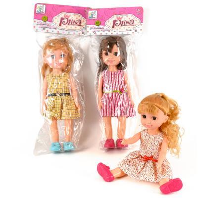 Кукла 3вида, 26 см