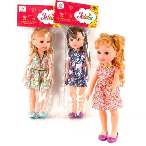 Кукла 3 вида, 36 см, 89007